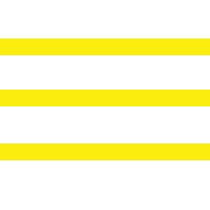 Outlaw Street Car Association - Race Star Wheels - Wheel Rim Accent Stripe - Yellow