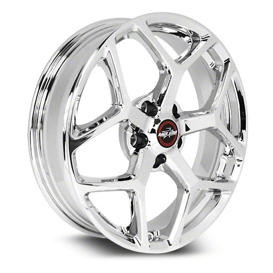 Outlaw Street Car Association - Race Star Wheels - 18x8.5  95 Recluse  GM  Chrome  95-885250C