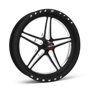 Outlaw Street Car Association - Race Star Wheels - 17x3.5 Lug Mount 5x4.75 BC 2.00BS