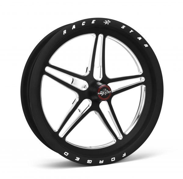 Outlaw Street Car Association - Race Star Wheels - 17x3.5 Lug Mount 5x4.75 BC 2.00BS