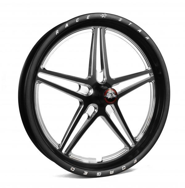 Outlaw Street Car Association - Race Star Wheels - 17x3.5 Spindle Mount Strange