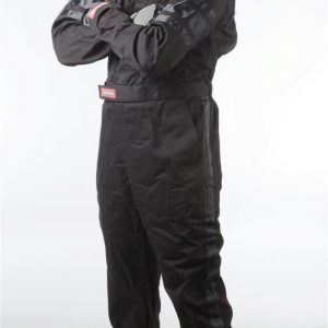 Outlaw Street Car Association - RaceQuip - SFI-1 1-L SUIT  BLACK - 110002A
