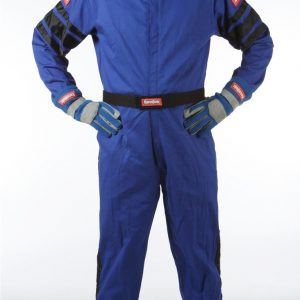 Outlaw Street Car Association - RaceQuip - SFI-1 1-L SUIT  BLUE - 110022A