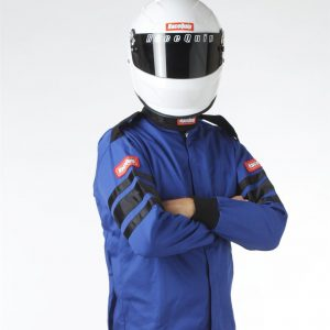 Outlaw Street Car Association - RaceQuip - SFI-1 1-L JACKET  BLUE - 111022A