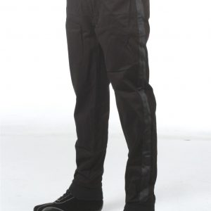 Outlaw Street Car Association - RaceQuip - SFI-1 1-L PANTS  BLACK - 112000A