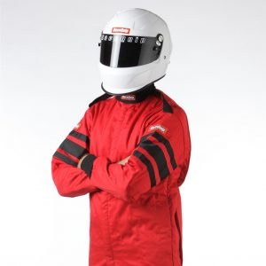 Outlaw Street Car Association - RaceQuip - SFI-5 JACKET RED - 121012A