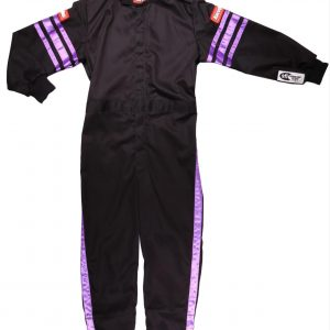 Outlaw Street Car Association - RaceQuip - SFI-1 JR SUIT PURPLE TRIM - 1950590A