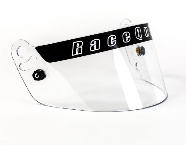 Outlaw Street Car Association - RaceQuip - PRO SERIES CLEAR SHIELD - 204001