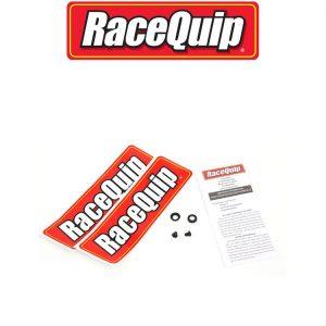 Outlaw Street Car Association - RaceQuip - HELMET ACCESSORIES 6MM PLUGS - 204121