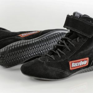 Outlaw Street Car Association - RaceQuip - SFI RACE SHOE BLACK - 30300080A
