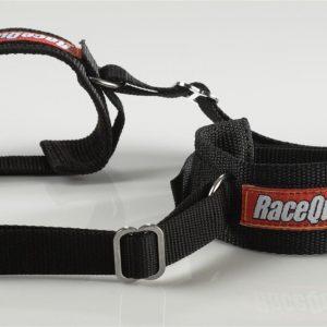 Outlaw Street Car Association - RaceQuip - STD 2' ARM RESTRAINTS BLACK - 391002