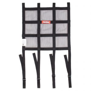 Outlaw Street Car Association - RaceQuip - 18X24 SFI HYBRID NET ADJ STRAP MOUNTS - 822005